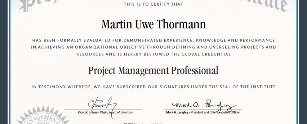 Pmp Certification Damundus